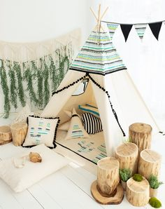 Open terrace garden ideas indian 67 Ideas for 2019 Kids Tents, Teepee Kids, Garden Design Pictures, Indian Teepee, Childrens Teepee, Teepee Play Tent, Rose Garden Design, Garden Party Decorations, Garden Crafts