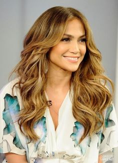 Layered Hairstyles for Long Hair: Jennifer Lopez Hair Cut - PoPular Haircuts
