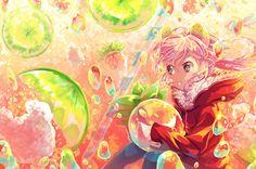 Strawberry Limeade by Starry-Shizen on deviantART