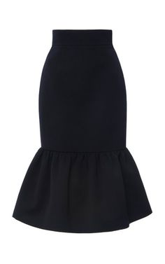 Ruffle Skirt, Midi Skirt, Shirt Skirt, Shorts, African Fashion Dresses, Skirt Outfits, Classy Outfits, Skirt Fashion, Miu Miu