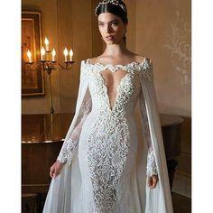 vestidos de noiva 2016 sereia com corpet todo trabalhado em predrarias - Pesquisa Google