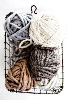 Kara Rosenlund - Weekend in Pictures – Easter - wool - Kara Rosenlund, Ideias Diy, Textiles, The Design Files, Blog Deco, Effortless Chic, Back To Nature, Color Inspiration, Travel Inspiration