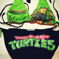 Men's Clothing Motivated Nickeldodeon Verde Las Tortugas Ninja Niña Mujer Crew Calcetines Various Styles