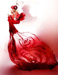 French Revue de Modes : The Rose