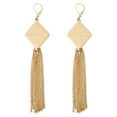 Funky gold earrings #thegoldguys