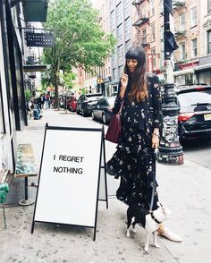 Babba Canales's impossibly cool street style looks are almost as impressive as her career. See how this mover and shaker dresses off duty.