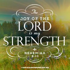 A Alegria do Senhor a minha força é. Bible scripture: The joy of the Lord is my strength. Bible Verses Quotes, Bible Scriptures, Faith Quotes, Scriptures On Strength, Joy Quotes, Happiness Quotes, Quotes Positive, Wisdom Quotes, Success Quotes