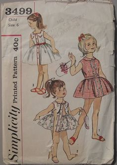McCalls 2352 Girls 1950s Holiday Poodle Skirt Pattern Suspenders Headband Applique Childrens Vintage Sewing Waist 20