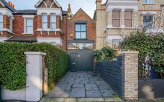 http://www.telegraph.co.uk/finance/property/12145519/Ten-foot-wide-South-London-house-on-the-market-for-800000.html  #smallhouse #cozyliving