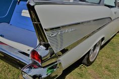 Chevy Bel Air Photo By Stephanie Ford