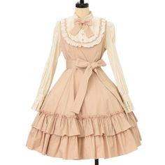 ♡ Mary Magdalene ♡ Meriruu Dress http://www.wunderwelt.jp/products/detail10554.html ☆ ·.. · ° ☆ How to order ☆ ·.. · ° ☆ http://www.wunderwelt.jp/user_data/shoppingguide-eng ☆ ·.. · ☆ Japanese Vintage Lolita clothing shop Wunderwelt ☆ ·.. · ☆