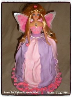 Doll Cakes, Sweetarts, Fondant Cupcakes, Cupcake Toppers, Fairies, Connect, Cake Decorating, Princess Zelda, Facebook