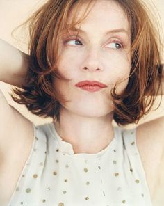 Isabelle Huppert: one of the best actresses out there IMHO