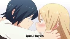 tsurezure children akagi and ryoko Otaku, Manga Anime, Anime Art, Couples Anime, Tsurezure Children, Anime Watch, Love Illustration, This Is Love, Anime Screenshots