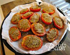 In cucina con Bilibì: Pomodori perini ripieni di magro