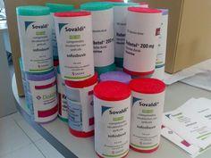 'Sovaldi' (hepatitis C) multiplica por 277 en España su coste de producción