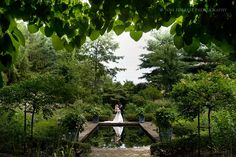 Absolutely stunning gardens at the Ohio wedding venue - Stan Hywet