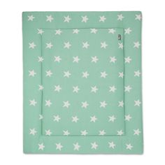 Playpen cover - Star sea green by Baby's Only www.babysonly.nl