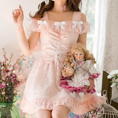 "Sweet chiffon dress SE9901      Coupon code ""cutekawaii"" for 10% off"
