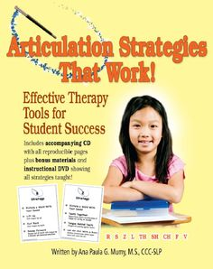 Articulation Strategies That Work! #articulation