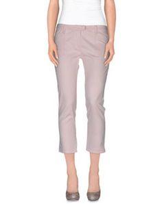 #Armani jeans pantalone capri donna Rosa chiaro  ad Euro 77.00 in #Armani jeans #Donna pantaloni pantaloni capri