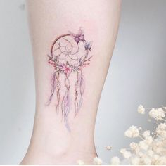 Dream Catcher Tattoos for Women - Ideas and Designs for Girls - tats - . - Dream Catcher Tattoos for Women – Ideas and Designs for Girls – tats – - Pretty Tattoos, Unique Tattoos, Beautiful Tattoos, Elegant Tattoos, Awesome Tattoos, Atrapasueños Tattoo, Tattoo Motive, Tattoo Blog, Neck Tattoos