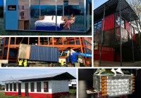 18 Super Shipping Container Schools, Youth Centers