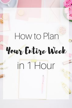The ultimate planning tool for busy mompreneurs
