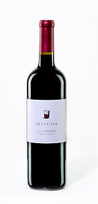 Met the wine makers of this yummy wine on Thanksgiving.  I tried their Zin, Barbera and Rose.  Sooo tasty and the label couldn't be cuter.  AWESOME wine...must try....2010 Barbera -- Jelly Jar Wines