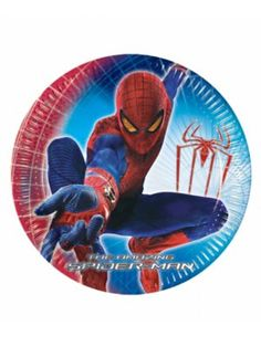 Spiderman Boys tableware - Party Superstores