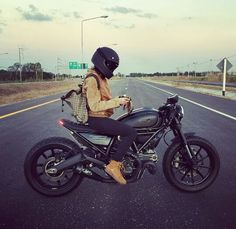 Ducati Scrambler Cafe Racer More - Imgram Pin to Pin Ducati Scrambler Cafe Racer, Cafe Racer Motorcycle, Yamaha, Ducati Motorbike, Motorcycle Equipment, Women Motorcycle, Motorcycle Style, Cafe Racers, Ducati Custom