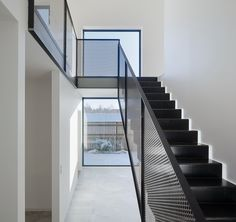 Guard Rail - Gallery of Öjersjö-House / Bornstein Lyckefors Architects - 3