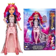Descendants Audrey Doll, Descendants Wicked World, Disney Channel Descendants, Barbie Et Ken, Disney Theory, Disney Jasmine, Decendants, Disney Princess Pictures, Barbie Princess