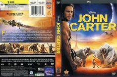 movies on dvd | john carter 2012 ws r1 movie dvd front dvd cover