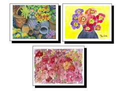 Garden Wall Art Prints of Original Paintings by giftsofcreation, $12.00