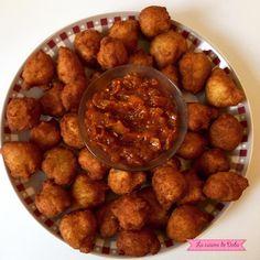 Accras niébé (beignets à base de purée de haricots cornille) | lacuisinededaba