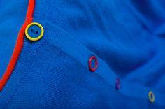 Wooxusní zboží za malý peníz. www.woox.cz Jumpers, Buttons, Blue, Shopping, Button