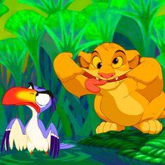 Simba's face!!!! BWHAHAHAHAHAHAHAHA XD