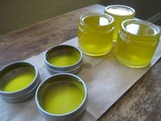Homemade antibacterial ointment (like neosporin)