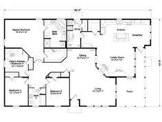grand-manor-triplewide-clawson | houseplans | pinterest | bath