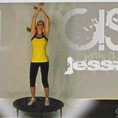 10 Minute Rebounder Workout
