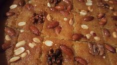 Syrian Recipes, French Toast, Food And Drink, Bread, Breakfast, Cake, Gourmet, Recipe, Embroidery