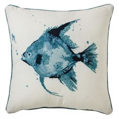 Love this fish pillow