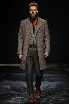 Oliver Spencer | FW 2014 | London Collection