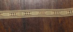 Antique Lace 310 inches or 8 yards of 5/8 wide by RomanceWriter