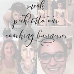 """For 2 days starting Thursday July 21st I'll be sharing the nitty gritty details of what coaching is all about. So if you've ever wondered """"what in the world does she even do?!"""" we're pulling back the curtains. No pressure totally casual private group. Remain anonymous or ask a bazillion questions and drill me. Because I know it's seems a little confusing to understand what the heck I ACTUALLY do as a mom of 2 little ones helping and connecting with others online.  Does she sell stuff to…"""