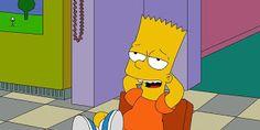 Humorous Talk of Bart Simpson