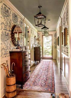 Eric Ross Interiors | Splendor in the South