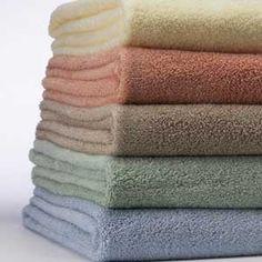 MicroCotton Towels - Naturals