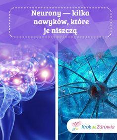 #Neurony — kilka nawyków, które je #niszczą Aby #zapobiec upośledzeniu funkcji #poznawczych mózgu, bardzo ważne jest, by #codziennie go stymulować poprzez gry umysłowe lub czytanie książek. Health, Diet, Salud, Health Care, Healthy
